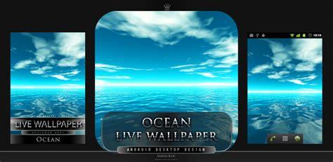 live ocean themes ocean live wallpaper ocean big live theme live android