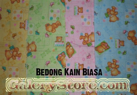Swaddle Kain Bedong By A K bedong kain biasa ukuran 80 x 90 perlengkapan baby