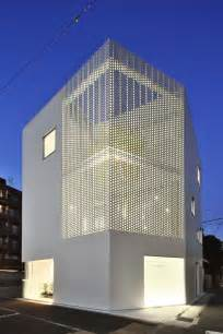 Perforated building facades that redefine traditional design take a