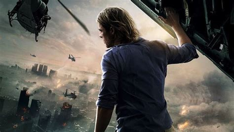 Brad Pitt to Return in World War Z 2 June 9, 2017