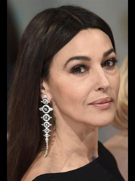 monica bellucci ora monica bellucci a londra per i british academy film awards