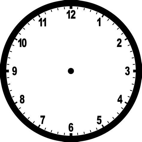 clipart etc blank clock clipart etc