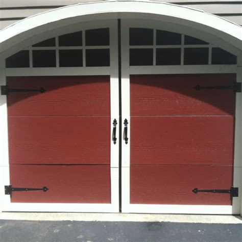 Pin By Ann Black On Awesome Garage Ideas Pinterest Garage Doors That Look Like Barn Doors