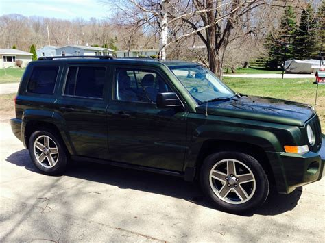 2009 Jeep Patriot Sport 2009 Jeep Patriot Review Cargurus
