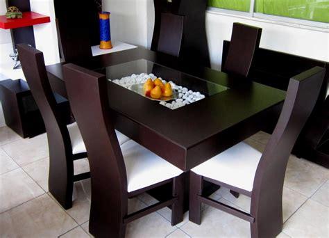 comedor  cubierta de cristal dining decor en
