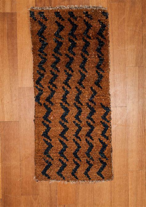 tiger rug with small tibetan tiger rug at 1stdibs