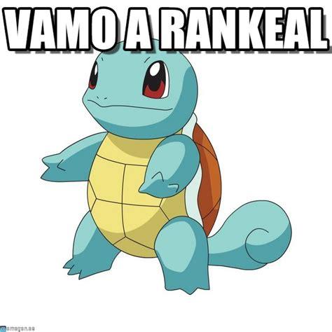 Squirtle Meme - vamo a rankeal squirtle vamo a meme on memegen
