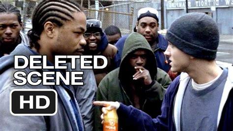 film eminem streaming hd 8 mile deleted scene lunch break rap 2002 eminem