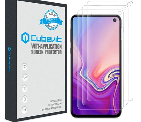 samsung galaxy se screen protectors  tempered glass
