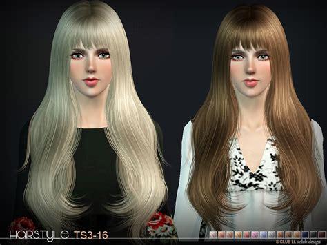 s club ts3 hair n9m s club s sclub ts3 hair n16