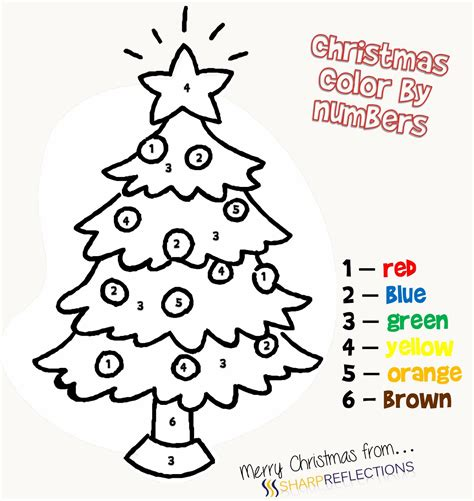 printable christmas pictures for preschoolers sharp reflections