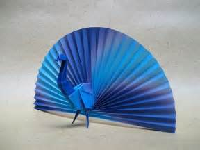 Paper Flower Making Rose - origami peacock by vicente palacios youtube