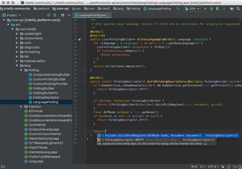 the best java ide intellij idea the java ide for professional developers by