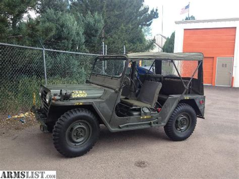 m151a1 jeep armslist for sale 1965 ford m151a1 military jeep