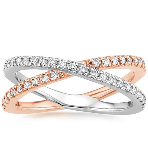 unique wedding bands and engagement rings brilliant