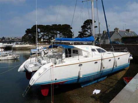 catamaran a vendre bretagne nautitech 435 occasion nautitech neuf 435 vente voilier