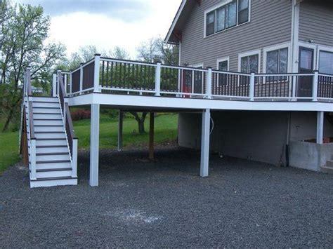 Carport Deck Designs 30 best images about carport with deck on deck railings property management and decks