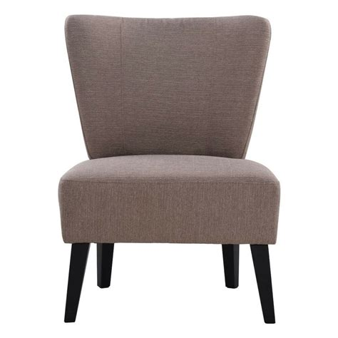 Armless Living Room Chairs by Classic Armless Accent Chair Upholstered Seat Chair Dining