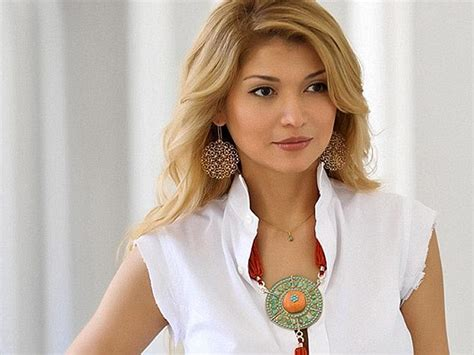 uzbek beauty uzbekistan has no idea who uzbek princess gulnara karimova accused of 2bn corruption