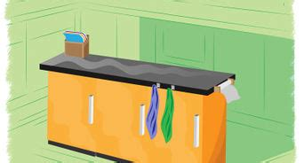 how to recaulk kitchen sink how to remove a kitchen sink 14 steps with pictures