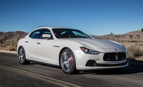 new maserati ghibli car and driver
