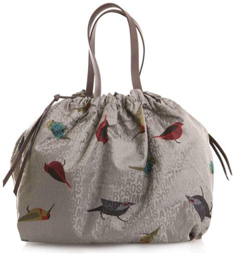 Marc By Marc Bird Bag by Marc By Marc Jumbled Bird Holdall Bag Designer