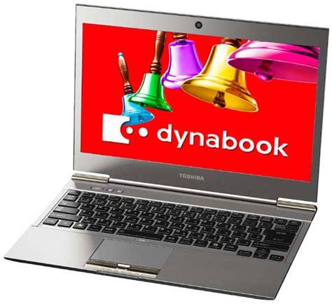 toshiba dynabook r631 ultrabook premium tertipis dan