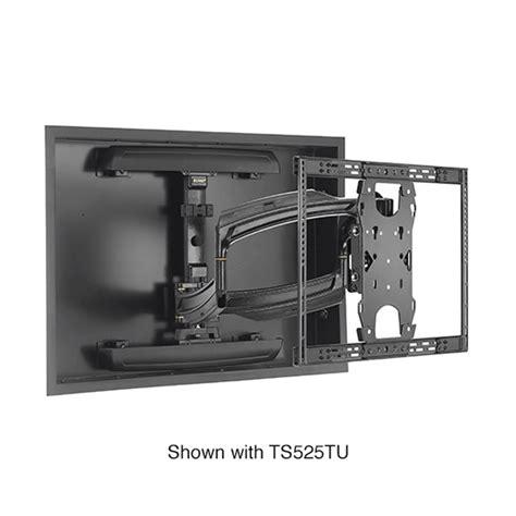 chief in wall storage box chief thinstall in wall box for ts525tu and ts325tu black