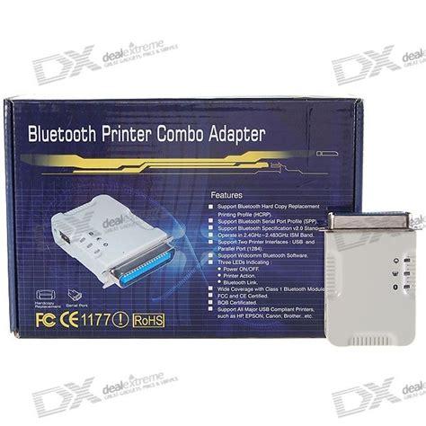 Bluetooth Usb Printer Adapter buy combo bluetooth wireless printer adapter usb