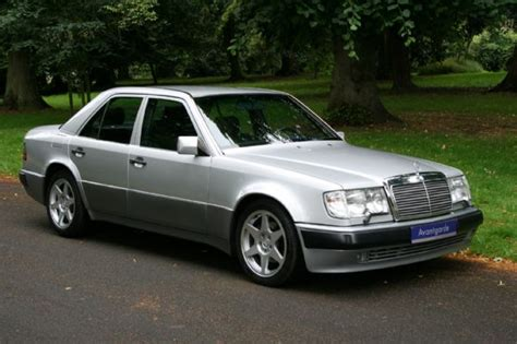mercedes 500e for sale