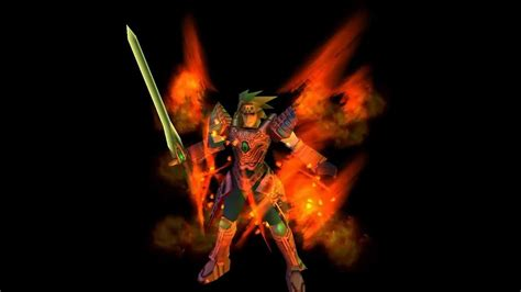 The Dragoon legend of dragoon dart s transformation