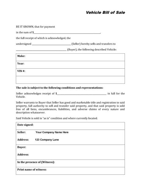general bill of sale form jpg bill of sales form real state