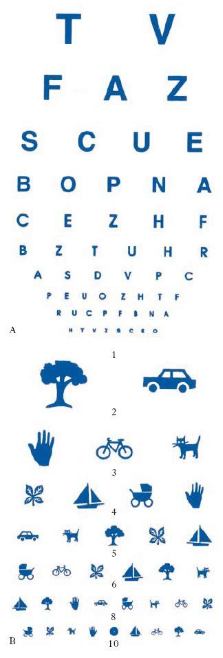 tabella lettere oculista tabella lettere oculista idea immagine home