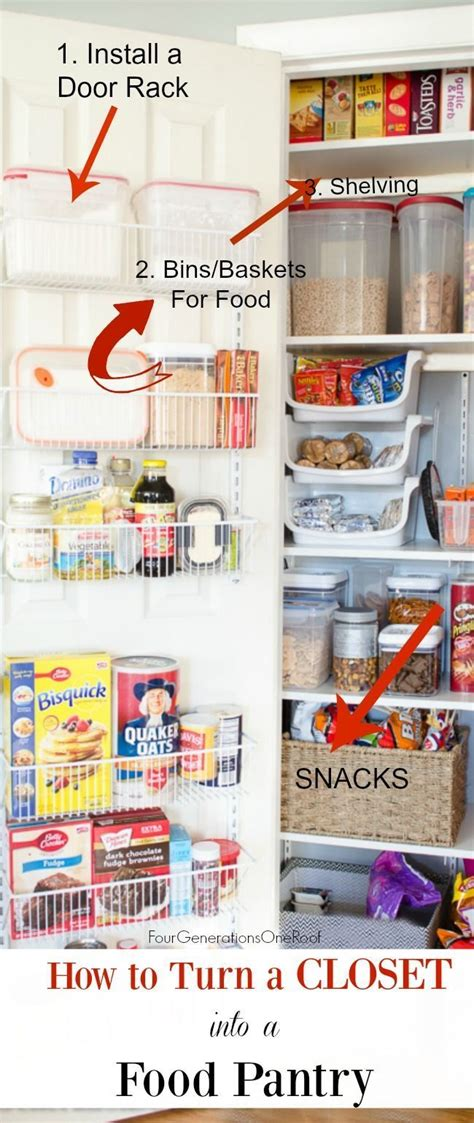 How To Add A Pantry To A Small Kitchen by 25 Best Ideas About Small Pantry Closet On