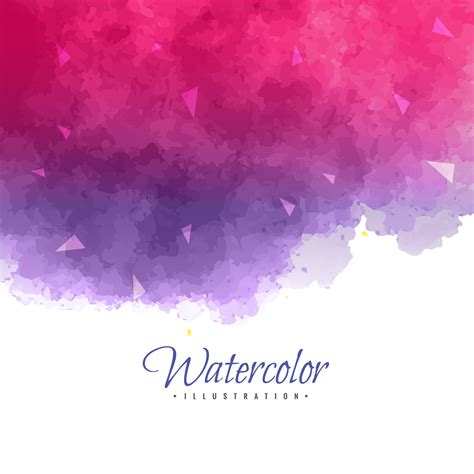 watercolor background free pink watercolor background free vector