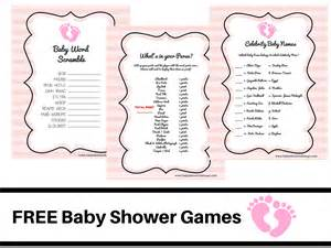 Free Baby Shower Printables by Free Printable Baby Shower Baby Word Scramble Baby