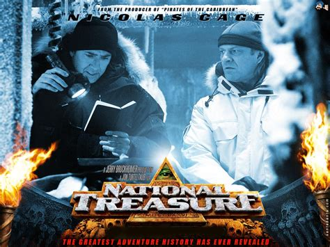National Treasure by National Treasure Wallpaper 4