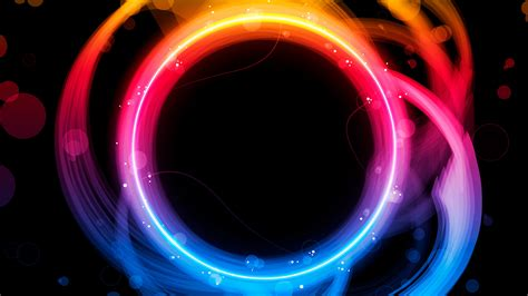 colorful rings abstract colorful rings wallpapers hd wallpapers id 27259