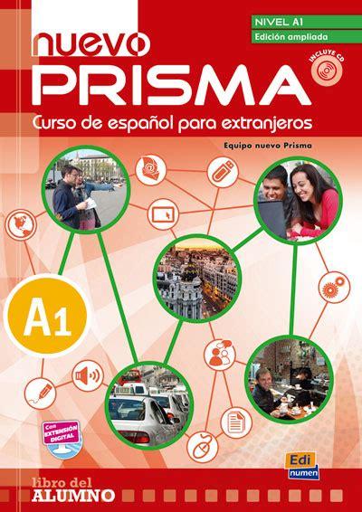 libro nuevo prisma a1 exercises nuevo prisma a1 libro del alumno ed liada 12 unidades 187 levn 233 učebnice