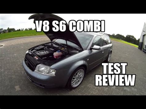 Audi S6 C5 Review by 2000 Audi S6 C5 Avant A Real Drivers Car Review Test