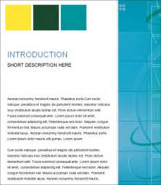 business template microsoft word 25 business report template free sle exle