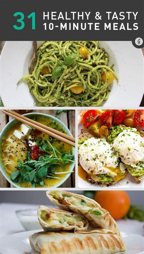 Healthy Recipe by Best 25 Healthy Meals Ideas On