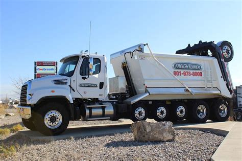 truck california freightliner dump trucks in california for sale used