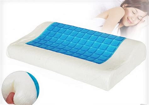 Bantal Memory Foam Airland jual bantal memory foam contour pillow with cooling gel chion