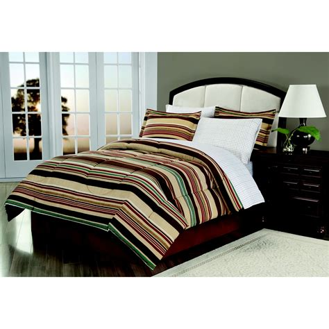 essential home complete bed set home bed bath