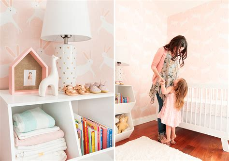 emily henderson nursery a pink bunny nursery with target emily henderson green