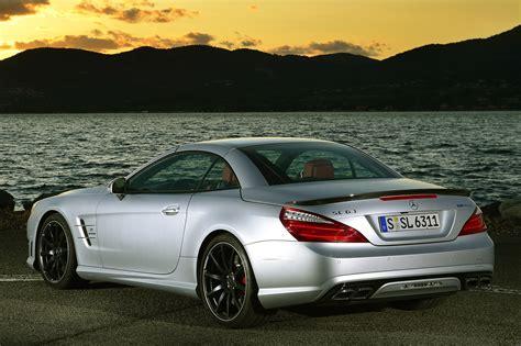Mercedes Sl63 Amg by Drive 2013 Mercedes Sl63 Amg Automobile Magazine