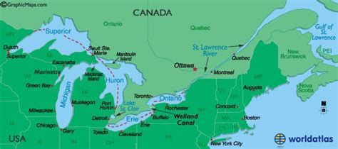 canada map great lakes world map with continents and oceans identified black and