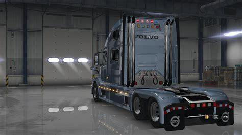volvo truck store volvo vnl 780 truck shop v3 0 1 27 truck mod ets2 mod