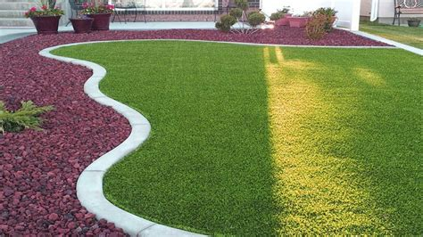 Garden Decoration Grass by Artificial Grass Garden Designs Ideas Grass